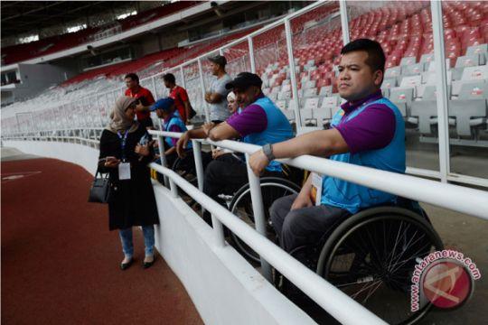 Pemprov DKI minta ada lokasi UKM saat Asia Para Games 2018
