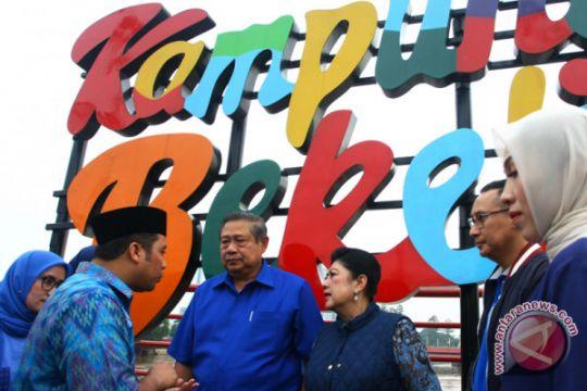 SBY kunjungi Ciputat Timur rangkaian Safari Demokrat