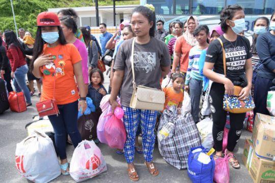 Malaysia Deportasi 100 PMI