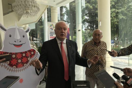 Wapres terima kunjungan kehormatan Dubes Australia