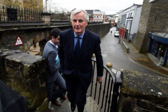 Jerman: Inggris harus hormati protokol Irlandia Utara