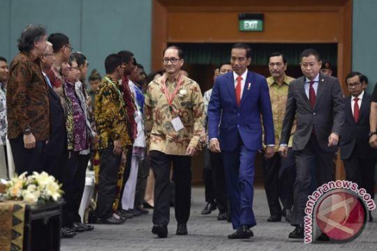 Presiden Jokowi pertanyakan Pertamina tak pernah eksplorasi besar