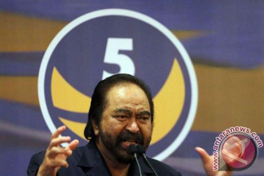 Politisi Nasdem menjalani sidang tertutup atas gugatannya terhadap Surya Paloh