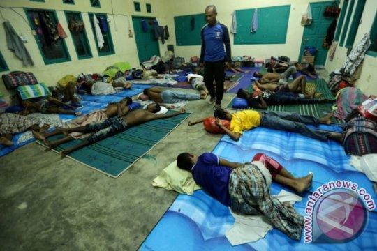 Pengungsi Rohingya di Aceh semakin memprihatinkan