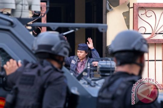 Polisi selidiki pelaku pembunuh polisi dalam kerusuhan rutan Mako Brimob