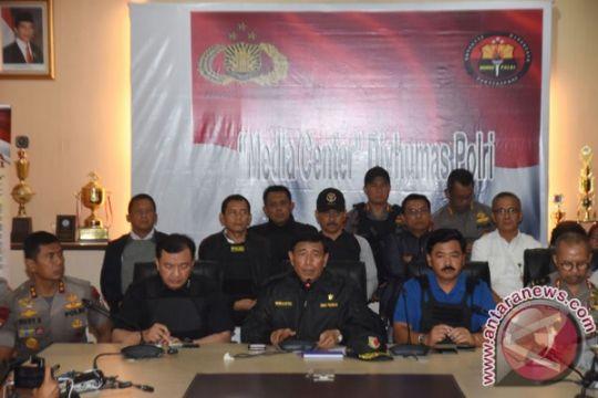 Wiranto: 10 tahanan teroris diserbu dulu baru menyerah