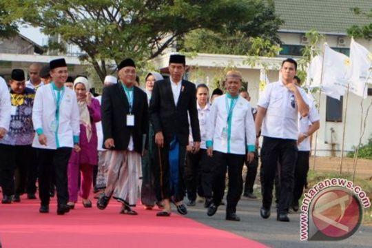Presiden Jokowi : Diskon tarif tol mudik urusan operator