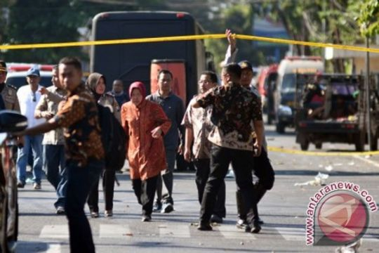 Risma kumpulkan guru agama se-Surabaya tangkal radikalisme