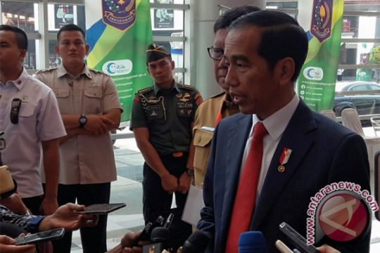 Presiden desak DPR selesaikan RUU tindakan terorisme