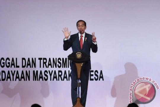 Presiden Jokowi jelaskan status kuda sandelwood
