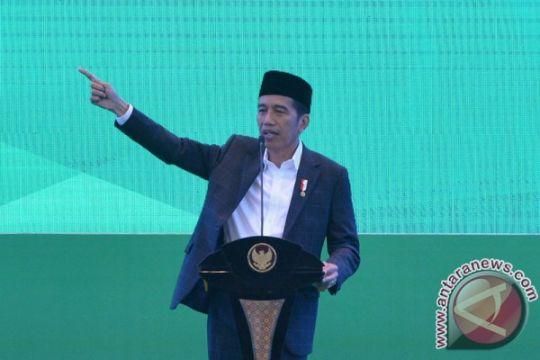 Presiden perintahkan kementerian/lembaga terintegrasi dalam sistem tunggal