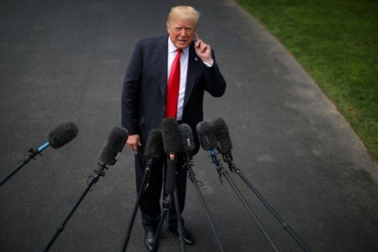 Trump batal bertemu Kim Jong Un