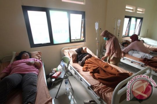 Cianjur catat 4 KLB keracunan sepanjang 2018