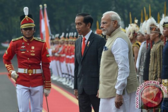 PM India berharap Indonesia sukses di bawah kepemimpinan Jokowi
