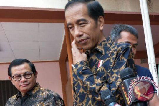Jokowi masih atur pertemuan dengan Amien Rais