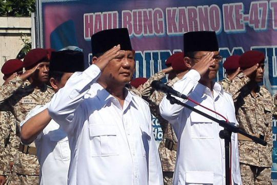 Safari politik Prabowo di Jatim