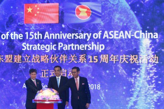 China dan tiga negara anggota ASEAN rampungkan patroli bersama