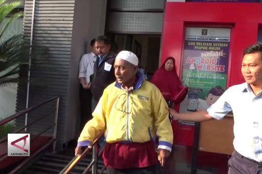 Imigrasi Madiun deportasi seorang WNA Malaysia