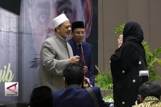 Moderasi Islam semakin diperlukan untuk menata peradaban