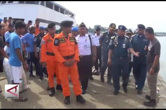 Pemeriksaan kapasitas & alat keselamatan kapal