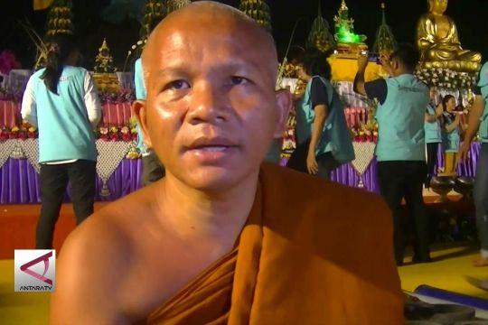 Umat Buddha sempurnakan ibadah dengan Ritual Pradaksina