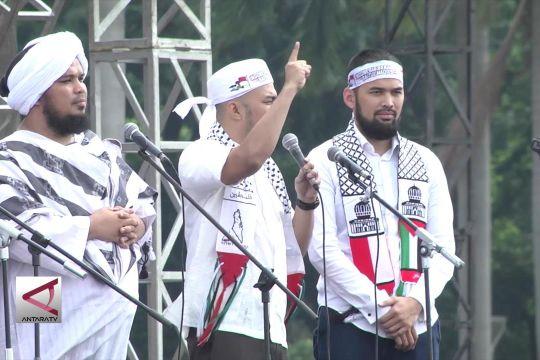 Umat Islam Kecam Pemindahan Kedubes As ke Yerusalem