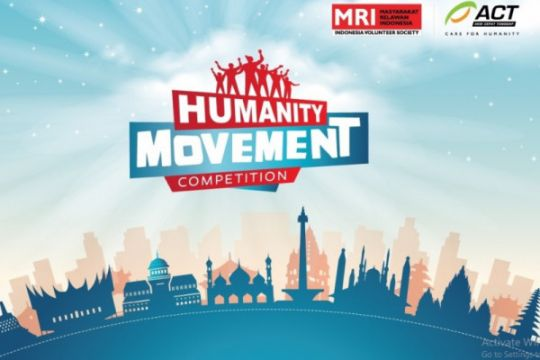ACT gelar Humanity Movement Competition