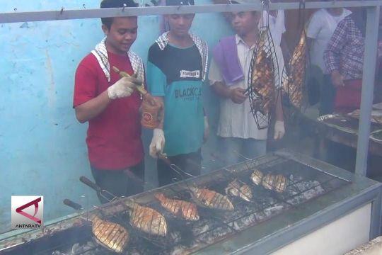Surganya pecinta kuliner seafood di Bulan Ramadhan