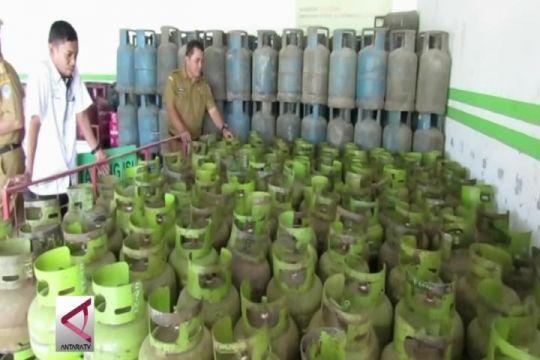 Disperindag Kolaka sidak agen penjualan gas elpiji