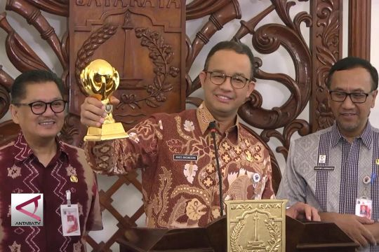 Pemprov DKI raih UHC JKN Award