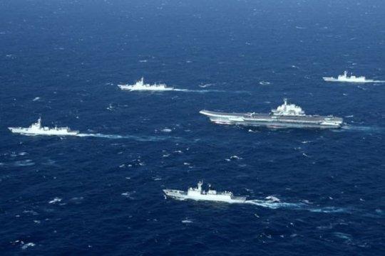 China latihan militer di Laut China Selatan, Vietnam ajukan keberatan