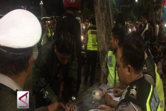 Polrestabes Surabaya gelar operasi cipta kondisi