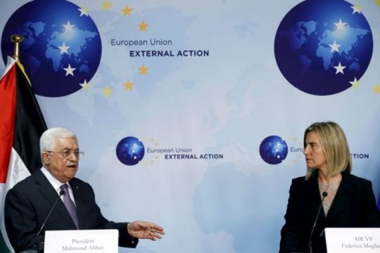 EU umumkan bantuan Rp351 miliar untuk rakyat Palestina