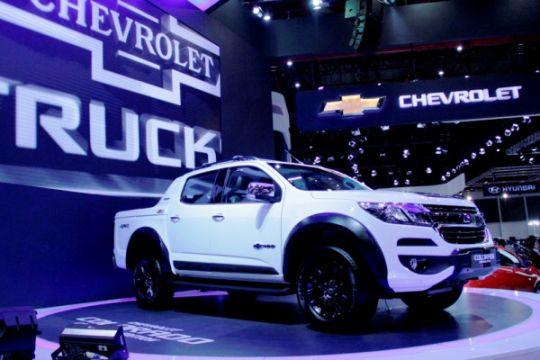 Sebulan meluncur, Chevrolet Colorado Centennial ludes terjual di Indonesia