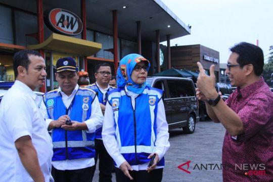 Jasa Marga monitor semua rest area via CCTV, ada info kapasitas parkir