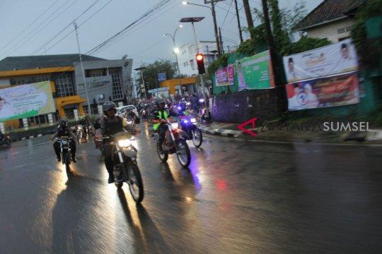Kodim Palembang laksanakan patroli gabungan