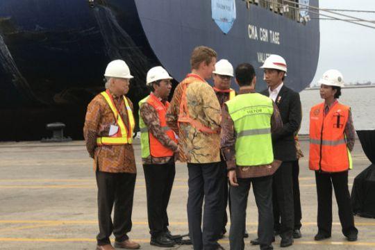Presiden: Ekspor ke AS tunjukkan peran strategis RI