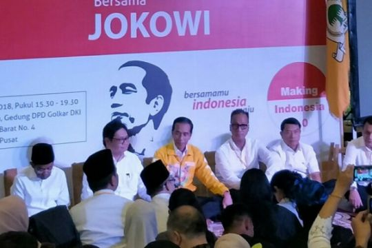 Presiden Jokowi ingatkan perubahan industri sangat cepat