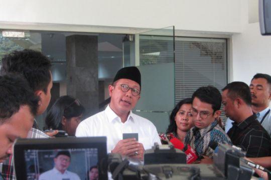 Rekam biometrik kurang antrean jamaah Indonesia di Tanah Suci