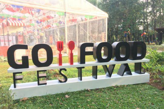 Go Food Festival dukung pengurangan plastik