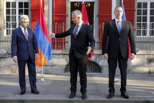 Azerbaijan, Armenia tolak pembicaraan damai saat zona konflik meluas