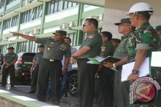 190 instruktur disiapkan untuk Rindam Kasuari Papua Barat