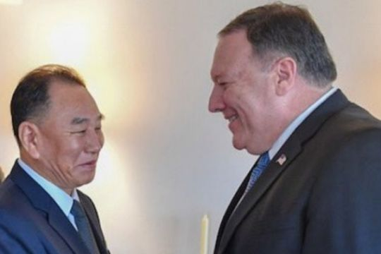 AS & Korut masuki hari kedua bicara nuklir