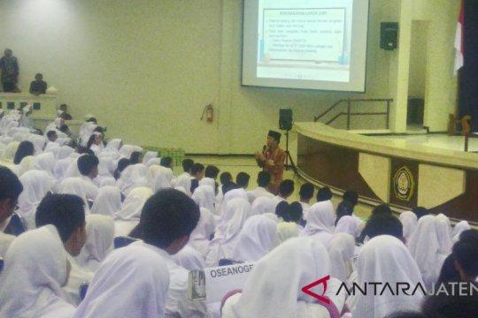 3.257 calon mahasiswa diterima dari jalur SBMPTN Undip