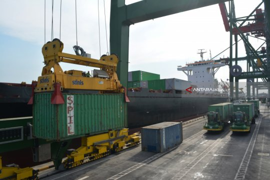 BPS: Ekspor Jawa Timur turun 13,79 persen pada awal tahun 2021