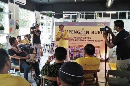Relawan Jokowi tingkatkan literasi anak