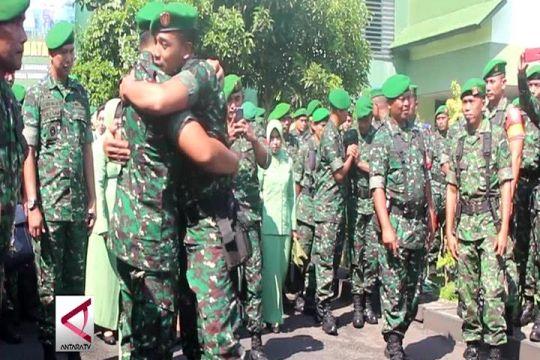 Pergantian jabatan Komandan Korem 162  Wirabhakti