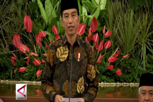 Presiden: Ideologi terorisme sudah masuk sendi keluarga