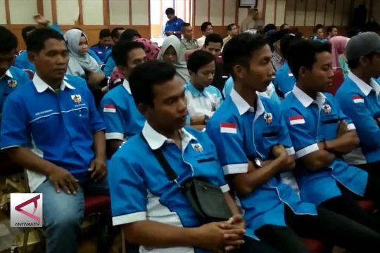 KNPI bangun semangat pemuda sebagai pemimpin masa depan