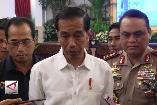 Presiden perintahkan Polri berantas Pungli sopir truk